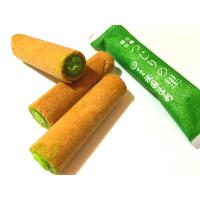 MATCHA ROLL COOKIES