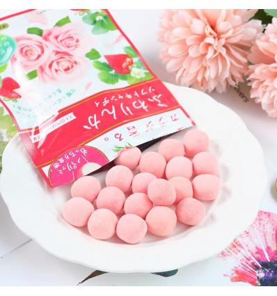 ROSE & STRAWBERRY CANDY