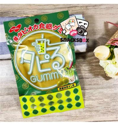 Nobel Bubble MATCHA Tea Gummies